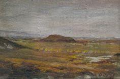 Март. Холм на таласе 1967