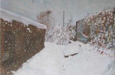 Снег пошел 2011