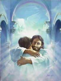 Христос и человек